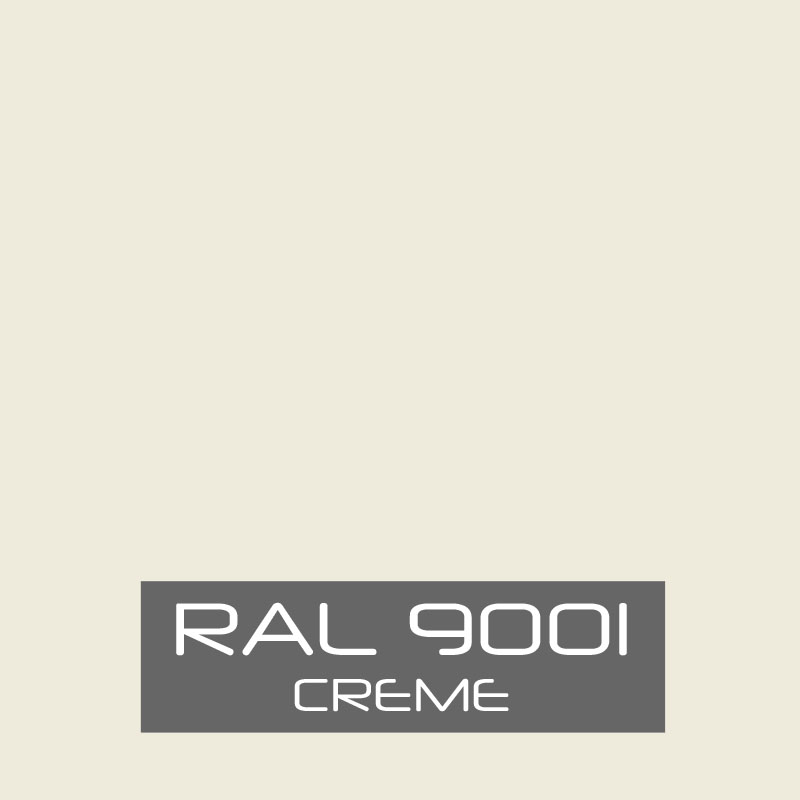 RAL 9001